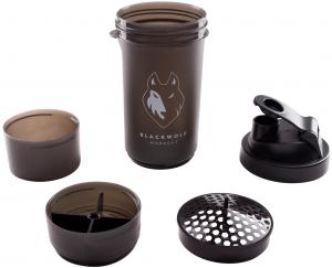 BlackWolf Supplements Free Shaker
